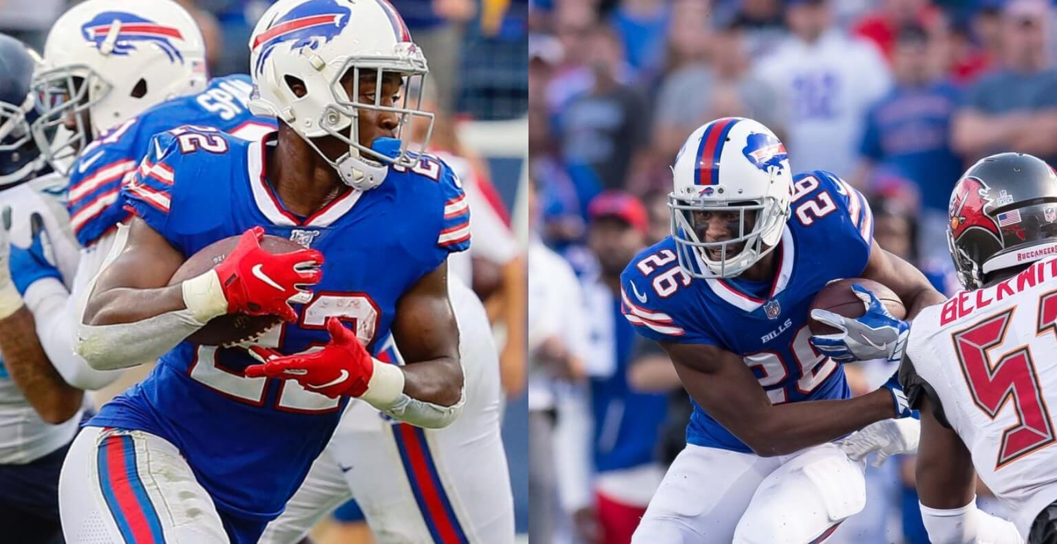 Images via Frederick Breedon/Getty Images and Buffalo Rumblings